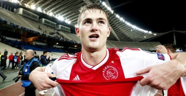'De Ligt spreekt ondanks twijfels voorkeur uit: mogelijk snel deal met Ajax'
