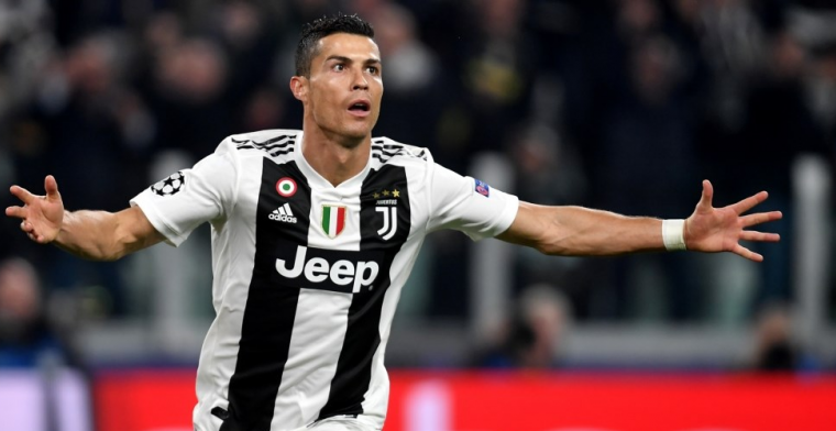 Veertig uit veertien voor Juventus na simpele zege, Ronaldo scoort op fraaie wijze