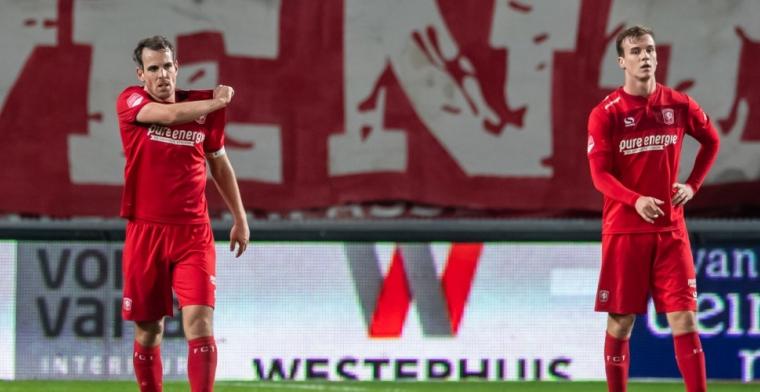 Boze supporters komen verhaal halen bij FC Twente: Dit is natuurlijk pijnlijk