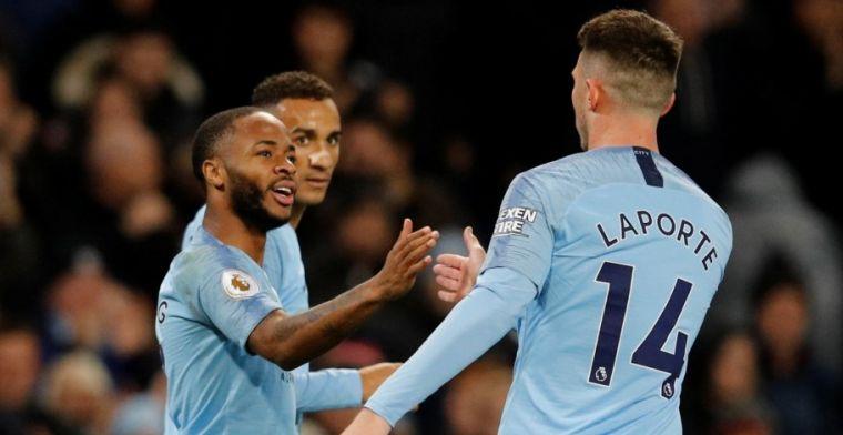 Ongenaakbaar Manchester City zet concurrenten aan het werk na foutloze middag