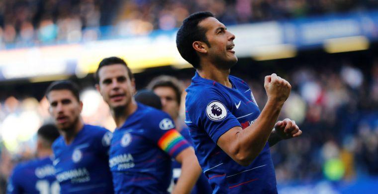 Chelsea herpakt zich en doet goede zaken op Super Sunday
