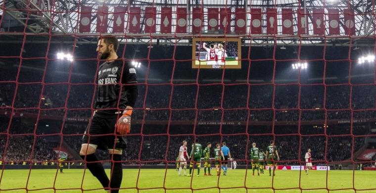 Hopen op revanche tegen Ajax: 'Historisch een leuke wedstrijd voor ons met punten'