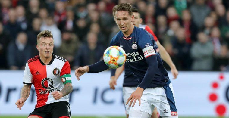 Boze De Jong: Dik verdiend wil ik de zege voor Feyenoord niet noemen