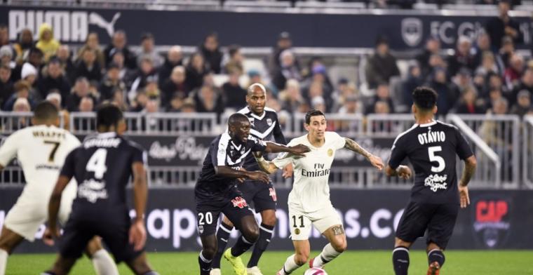 Paris Saint-Germain morst na vijftien speelronden punten in Frankrijk