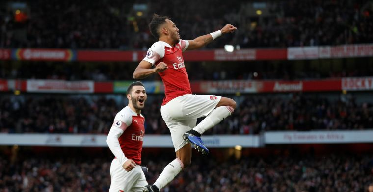 Arsenal verslaat Spurs in sensationele derby, rood voor Vertonghen