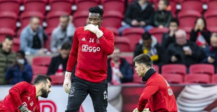 Onana: 'Als PSV in april tegen Feyenoord zou spelen, had ik misschien wél gekeken'