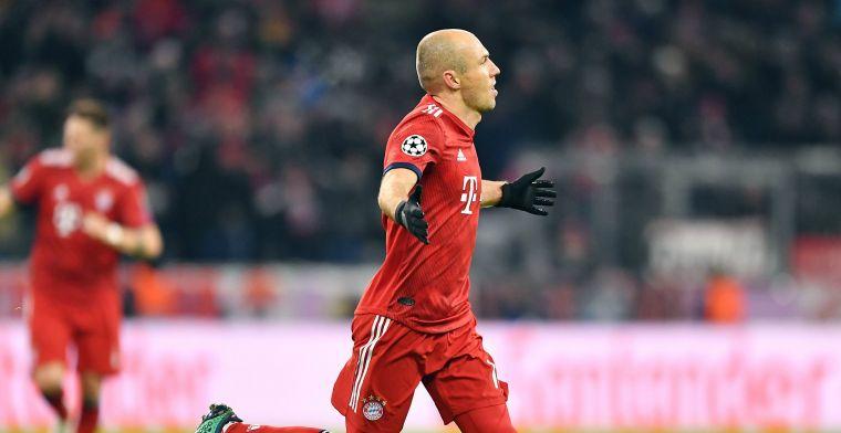 Robben (34) kondigt vertrek bij Bayern München aan: Het is mooi geweest