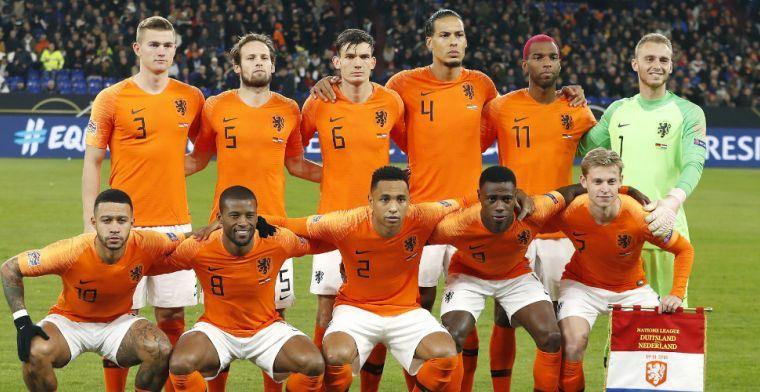 c4b179bd262 Nederlands elftal treft Duitsland en mindere goden in EK ...