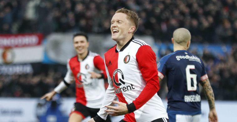 Uitzinnige Larsson maakt het verschil tegen PSV: Een beetje zoals Hazard