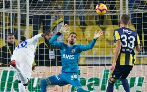 Afbeelding: Koeman speelt gelijk tegen Kasimpasa: Fenerbahçe blijft onderaan bungelen