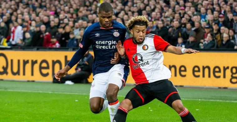 'Pitbull' van Feyenoord imponeert: 'Hij zou de subtop in Engeland aankunnen'