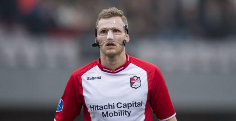 Emmen-icoon poort Odegaard: 'Niet verwacht ooit op een Eredivisie-veld te staan'