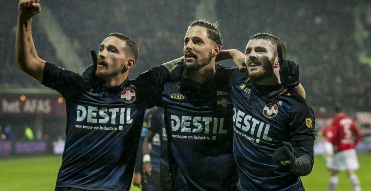 Tilburgse topschutter wil record: 'Wil prachtige club op die manier achterlaten'