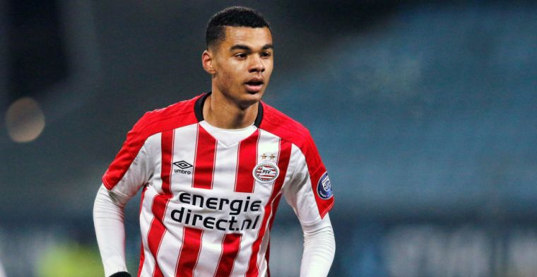 Gakpo na hattrick voor Jong PSV: 'Proberen in beeld te komen bij de trainer'