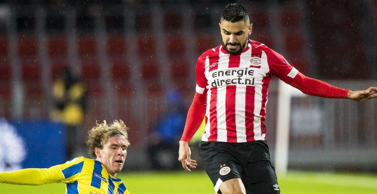 Opvallend gerucht uit Turkije: agent van PSV-reserve klopt aan bij Fenerbahçe