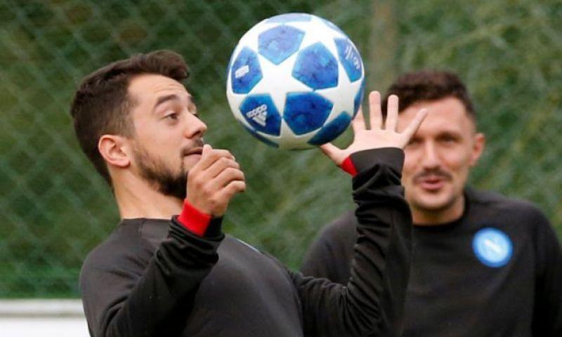 Afbeelding: Younes droomt van Duits elftal na Napoli-primeur: 'Geloof in mijn kwaliteiten'