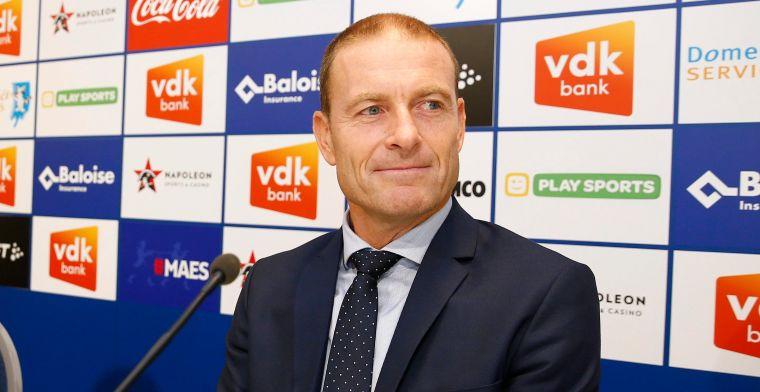 OPSTELLING: AA Gent speelt tegen Beerschot Wilrijk met deze basiself