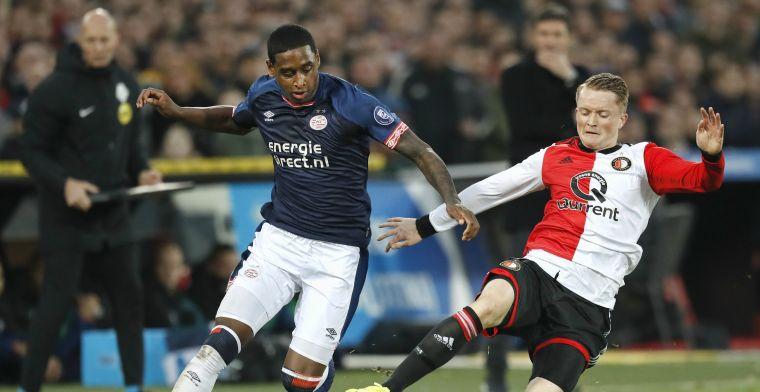 'Het was een moeilijk jaar voor me bij PSV, heb niet zoveel gespeeld als ik wilde'