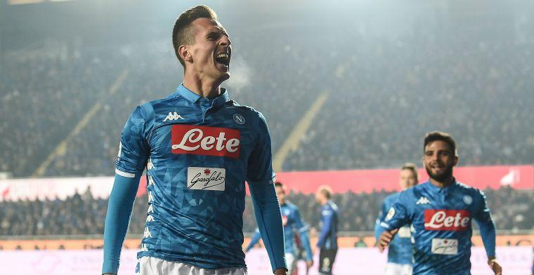 Milik kan Strootman volgen richting Ligue 1