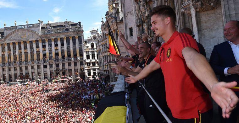 WK levert Belgische club 3,8 miljoen euro op, Anderlecht grootste slokop