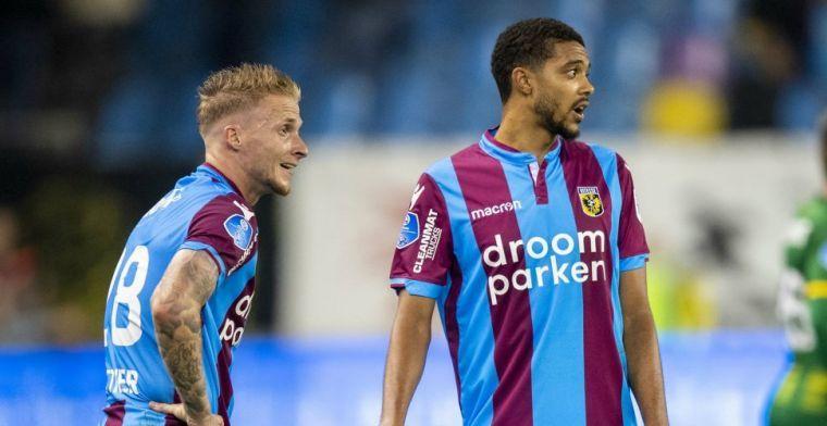 Nieuwe regels huurmarkt hebben gevolgen voor Vitesse: 'Niet in beeld voor Lukaku'