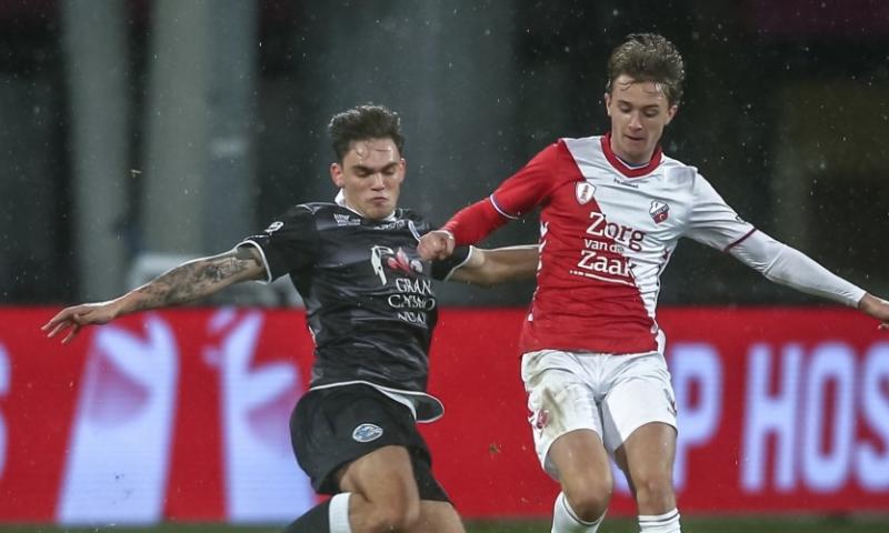 Afbeelding: Talent hoopt op Venema-scenario bij FC Utrecht: