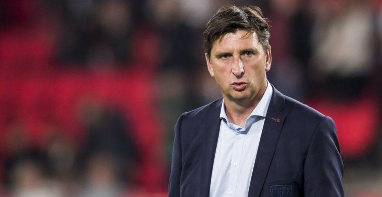 Nilis prijst verhuurde PSV'er: 'Grote toekomst tegemoet, hij heeft alles in zich'