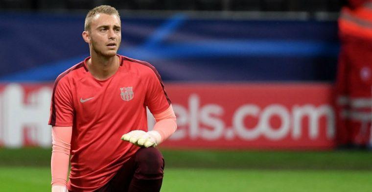 Barcelona zegeviert: Cillessen maakt foutje, 19-jarige debutant geeft assist
