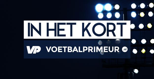 In het kort: PSG lijdt puntenverlies, Van Dijk ziet Liverpool-maatje wegvallen