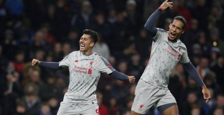 Liverpool is Van Dijk weer dankbaar, Chelsea lijdt verrassende nederlaag