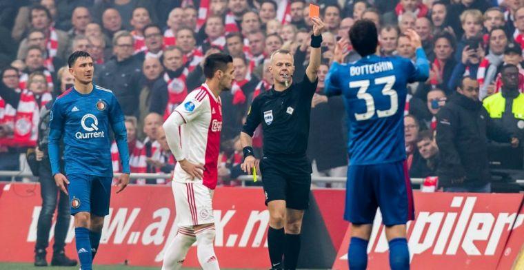 St. Juste: 'Verschil qua fel begin? Zat bij Ajax met vijf minuten in kleedkamer'