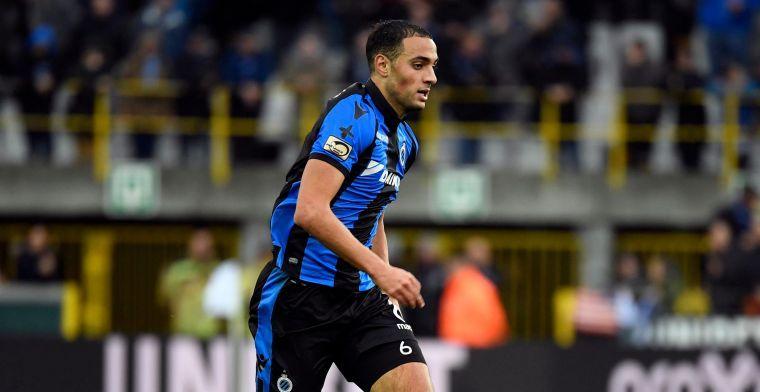 Amrabat komt boven water bij Club Brugge: 'Daarom lukte het eerst niet'