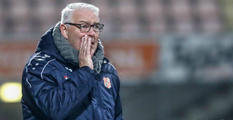 'Ik voel mezelf best weleens gepasseerd, altijd twijfels bij Eredivisie-clubs'