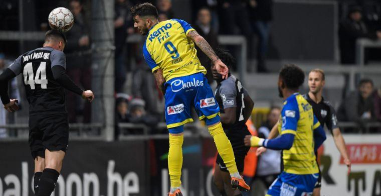 Filip De Wilde sneert naar ex-club Waasland-Beveren: 'Er werd niet geluisterd'