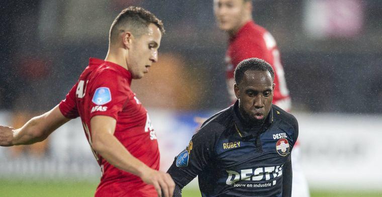 'Ik besefte toen niet dat je binnen één seizoen al weg kan zijn bij Ajax'