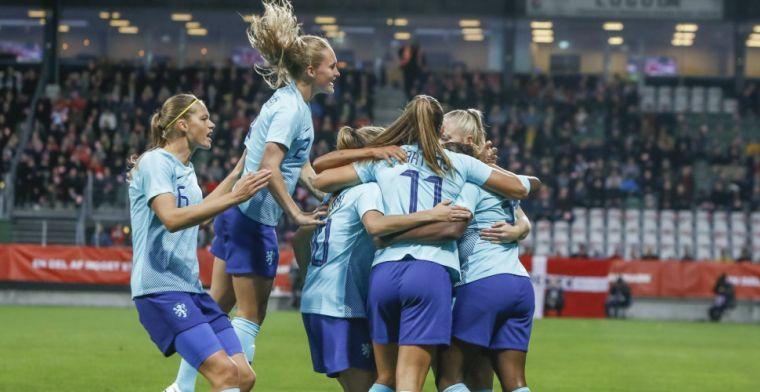 WK 2019: wanneer is de loting en wie kunnen de Oranje Leeuwinnen treffen?