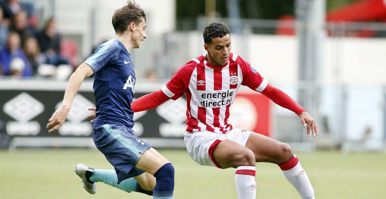 Reuzensprongen in Eindhoven: Van Bommel haalt toptalent (16) bij eerste selectie