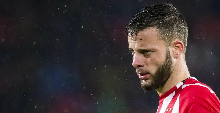 'Speurend NAC Breda informeert bij PSV en Vitesse naar middenvelders'