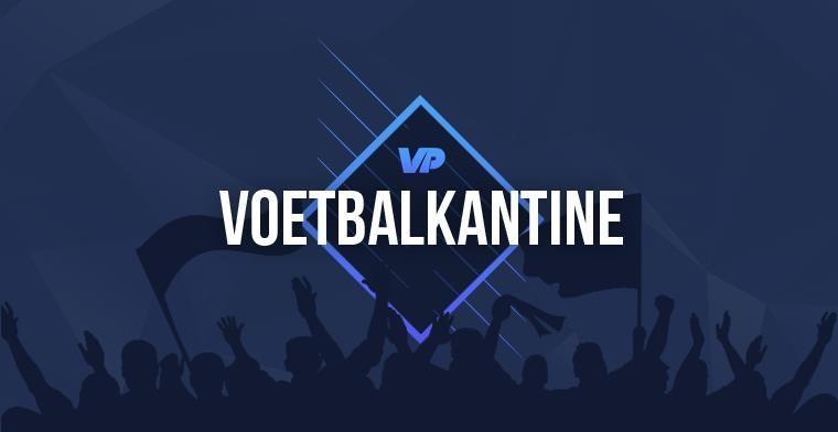 VP-voetbalkantine: 'Vente moet tegen VVV de voorkeur krijgen boven Van Persie'