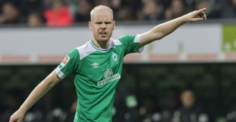 Klaassen onthult 'Handschlagverbot' bij Werder Bremen: Boks in de lucht