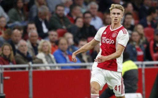Afbeelding: Ten Hag nam Ajax-talent niet mee op trainingskamp: 'Dat was een teleurstelling'