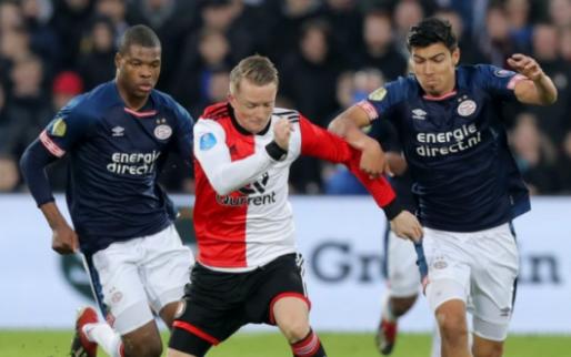 Afbeelding: 'AS Roma laat oog vallen op PSV'er Gutiérrez, Noor in België en Zaandammer'