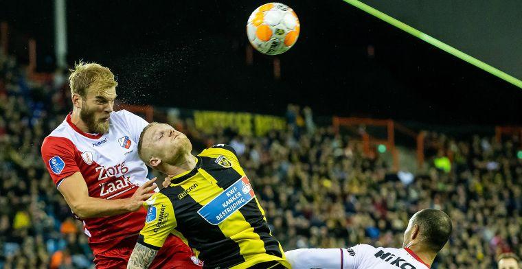 'FC Utrecht heeft een optie tot koop, misschien kunnen ze geld aan me verdienen'