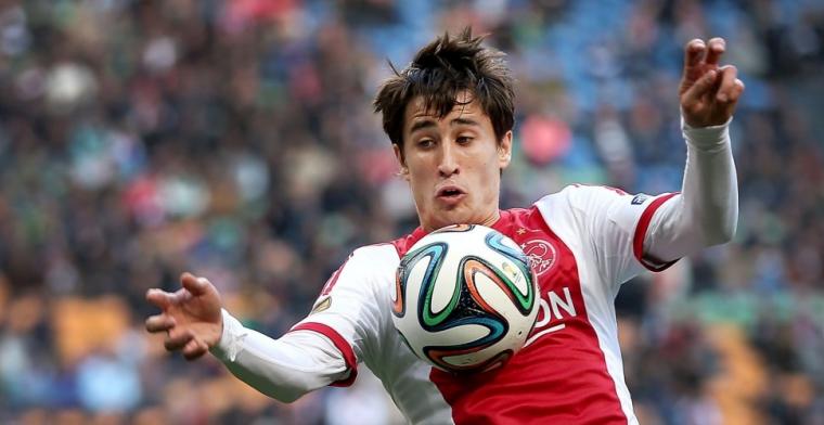 Bojan: 'Ik ging naar de training van Ajax en sprak met niemand'