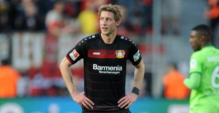 Duitse onthulling: luie Leverkusen-spits liet vrouw invallen bij fitnesstests
