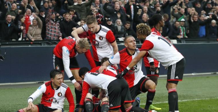 LIVE-discussie: Feyenoord met twee wijzigingen tegen verzwakt VVV-Venlo