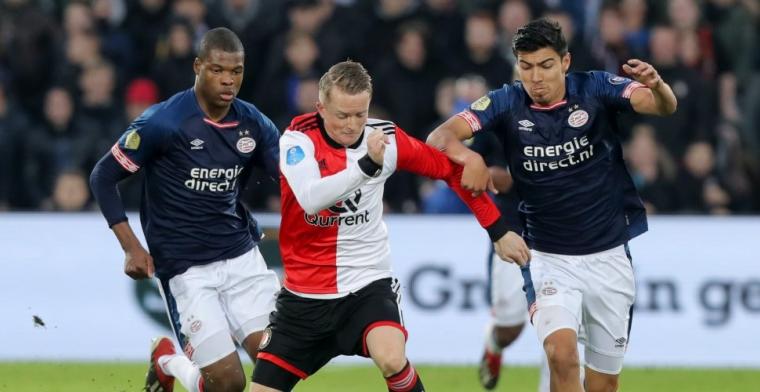 'AS Roma laat oog vallen op PSV'er Gutiérrez, Noor in België en Zaandammer'