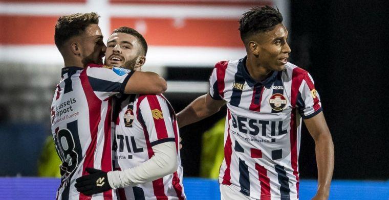 Premier League-droom bij Willem II: 'Ik wil dat andere clubs me waarderen'