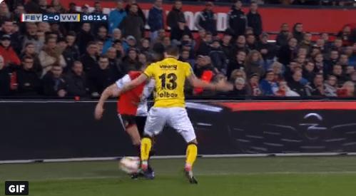 Berghuis en Larsson opgelet: Van Beek speelt Röseler uit met schijnbeweging