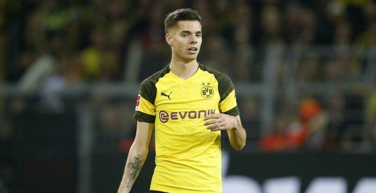 'Opvallende transfer in de maak: Roma wil Dortmund-bankzitter 1,5 jaar huren'